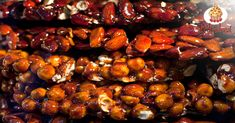 Torrone siciliano Almond Recipes, Dessert Recipes, Desserts, Different Recipes, Biscotti, Kung Pao Chicken, Dolce, Food And Drink, Vegetables