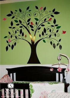 Black tree/ nursery