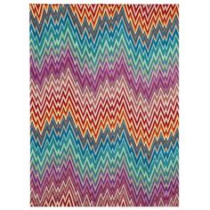 I pinned this Missoni Home Navaleno Rug from the Style Study: Miami Modern event at Joss and Main!$2705.00 9'9X6'6