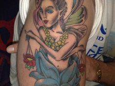 Having Zodiac Tattoo Ideas: Lady Libra Tattoo Design ~ tattooeve.com Tattoo Design Inspiration