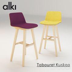 Alki Kuskoa Stool
