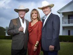 Dallas TV Show | Sue Ellen and Bobby Ewing - Dallas Tv Show Photo (31199915 ...