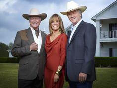 Dallas TV Show | Sue Ellen and Bobby Ewing - Dallas Tv Show Photo (31199915 ...