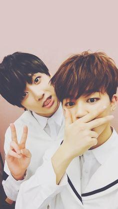 (BTS) Jimin & Jungkook    enjoy pure aestatics with #Jikook
