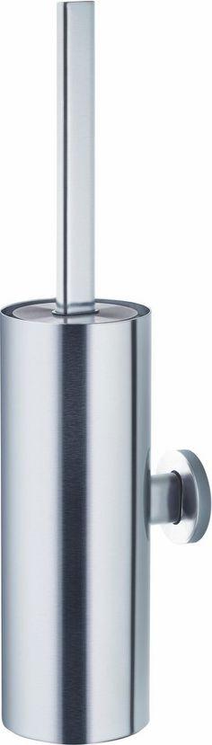 blomus WC-Bürste »Areo« ab 79,99€. Material: Edelstahl, Kunststoff, Maße (B/H): 12/43 cm, Modernes Design für Ihr Badezimmer bei OTTO