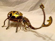 Bayou Renaissance Man: Steampunk insects!