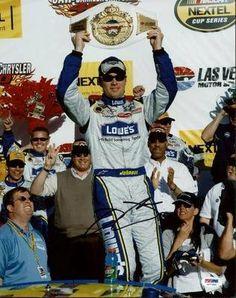 Autographed Jimmie Johnson Photograph - 11x14 #g77286 - PSA/DNA Certified - Autographed NASCAR Photos by Sports Memorabilia. $153.79. JIMMIE JOHNSON NASCAR SIGNED AUTHENTIC 11X14 PHOTO AUTOGRAPHED PSA/DNA #G77286