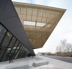 Mons International Congress Xperience Studio Libeskind / H2a Architecte & Associés