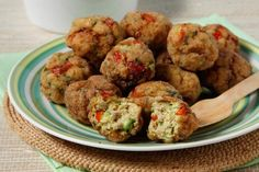 Κοτοκεφτέδες με κολοκύθι και πιπεριά - Γρήγορες Συνταγές | γαστρονόμος online