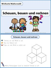 WerniWerkelt: Lernbereiche verbinden - Geometrie und Arithmetik