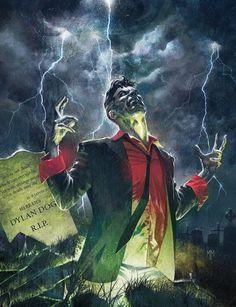 Comic Art Fans, Dylan Dog, Monster Characters, Dark Fantasy Art, Comic Artist, Cover Art, Illustrators, Art Photography, Character Design