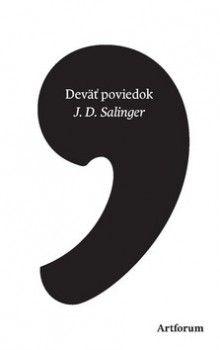 Kniha Deväť poviedok (David Salinger Jerome)