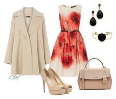 """""""Un Outfit elegante para el día"""" by mama-superstar on Polyvore"""