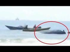 Kapal Reyot ini Bawa 60 TKI Ilegal akhirnya Perahu Karam Di Johor Malaysia
