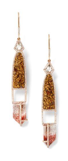 JURASSIC JEWELER #earrings