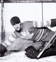 Lorne Chabot - Toronto Women's Hockey, Hockey Baby, Hockey Games, Maple Leafs Hockey, Good Old Times, Toronto Maple Leafs, Photo Hosting, Stanley Cup, Athletics
