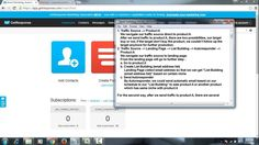 Email Marketing Tutorial : Easy to get email address list based on our target, send email automatically & scheduled.