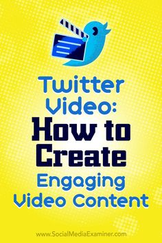 With the launch of its native live video service, Twitter is prioritizing video higher in the news feed, making it the perfect way to reach your audience more often.