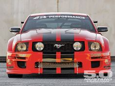 Superbad 2008 WIDEBODY MUSTANG GTR S197