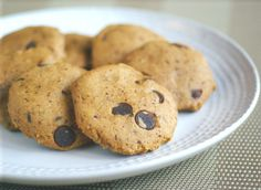 Sweet Freedom's Chocolate Chip Cookies –Gluten Free (vegan and refined sugar free)
