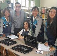 Jóvenes aprenden bases de programación en la Hora del Código http://www.proclamadelcauca.com/2015/08/jovenes-aprenden-bases-de-programacion-en-la-hora-del-codigo.html]