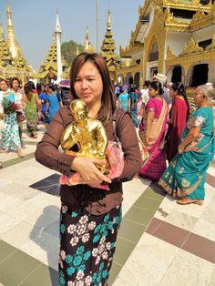 Pour la maison  Myanmar 2014