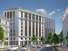 Δείτε πρώτοι τις φωτογραφίες του νέου πολυτελούς ξενοδοχείου στην πλατεία Συντάγματος! Building, Buildings, Construction