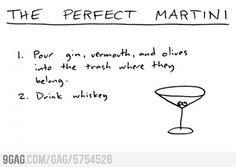 The Perfect Martini