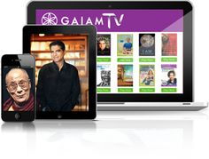 Gaiam TV - streaming video for desktop and mobile