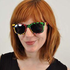 Radical Wayfarer Sunglasses $6