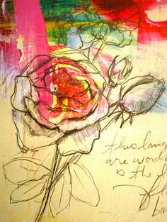 rosas palpitantes