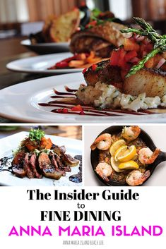 The Beach Bistro Restaurant ~ Anna Maria Island, Florida ~ Review. Find out why it's our favourite restaurant for special occasions on the island. Click the 'Read it' button for details, location, contact numbers and insider tips