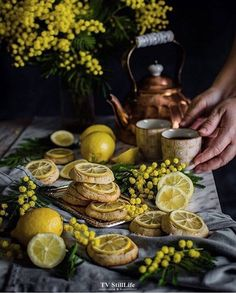 all the beauty things. Amazing Food Photography, Dark Food Photography, Lemon Pasta, Food Is Fuel, Lemon Recipes, Mellow Yellow, Different Recipes, Yummy Drinks, Food Styling