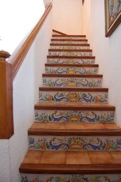 Pisos En Gres Buscar Con Google Escaleras Pinterest