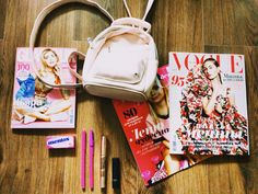 #pink #girly #spring #vogue  #glamour #fashion #instastyle