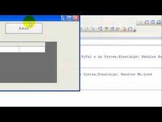 Tutorial 195 - Imparare Visual Basic - #NET #Basic #Corsi #Corso #Imparare #ITA #Italiano #Lezione #Lezioni #Linguaggio #Programma #Programmare #Programmazione #S #Software #Tutorial #Video #Visual http://wp.me/p7r4xK-ZF