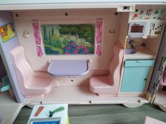 Barbie Dolls, Loft, Furniture, Home Decor, Train, Decoration Home, Room Decor, Lofts, Home Furnishings
