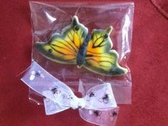 Butterfly Decorated Cookies for Any occasion by MyMagicalSweets