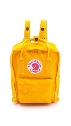 Fjallraven Kanken Mini Backpack $55.00