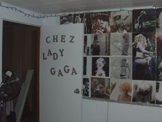 Space created  to honour Lady Gaga!