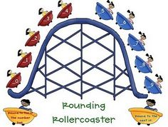Great freebie...poster for rounding!