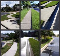 Team CSG completed another hot water pressure cleaning job that consisted of property sidewalks, curbs, gutters, storm drain covers, light poles, and entrance at Ballentyne HOA. Pressure cleaning is the next step to beautifying your property and improving your image with our high pressure and power washing services. Remove years of gum, grime, oil, grease, gunk and additional undesirable build-up. Keeping exterior areas of your property clean will renew the appearance of your community. Pressure Washing Services, Drain Cover, The Next Step, Sidewalks, Property Management, Grease, Entrance, Improve Yourself, Community