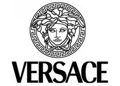 Pics For > Versace Logo Vector