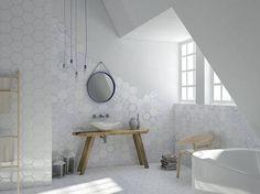 Piastrelle Esagonali Per Bagno : Fantastiche immagini su bagno ospiti bagno bagno moderno e