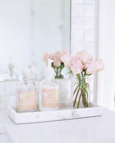 Organizing a Small Bathroom - ndi Sawyer | Small bathroom ... on