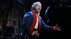 Australian production of Les Miserables  Inspector Javert played by Hayden Tee.