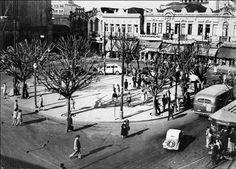 Largo São Bento, 1945  Antigo e Belo