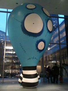 MOMA Tim Burton