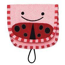 Skip Hop Zoo Wash Mitt - Ladybug by Skip Hop. $9.95. The friendly Skip Hop Dog Wash Mitt brings animal antics to baby's bath. Soft cotton terry is durable but gentle on babys skin, and the extra-wide mitt is easy to wear for both moms and dads while pretending, playing and washing.