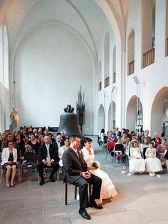 standesamtliche Trauung in der Nikolaikirche in Berlin